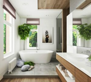 Design your home with a Happier Bathroom