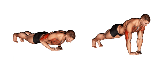 Pushup and get your fitness