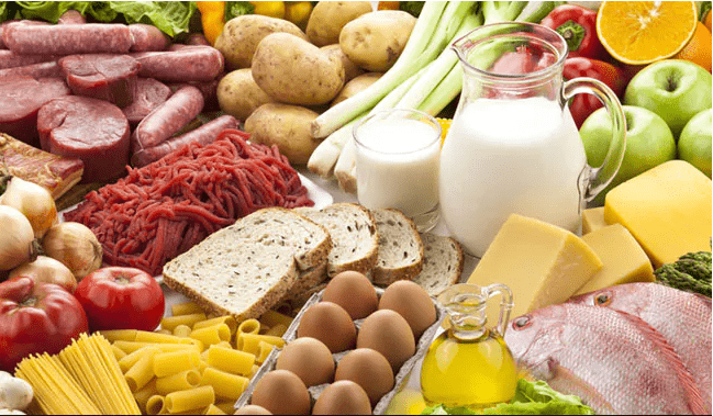 Eating Protein Food Buy natural body