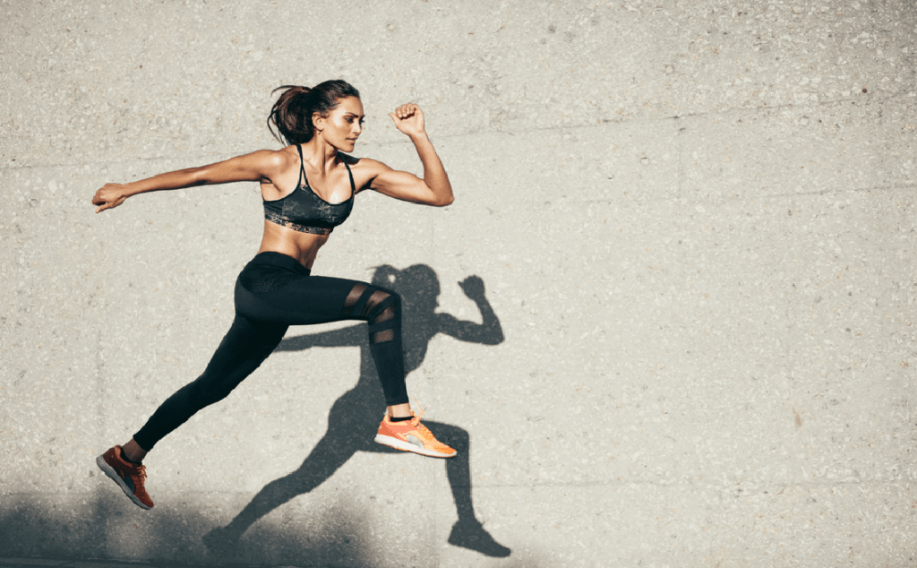 You can Jump and control your fitness