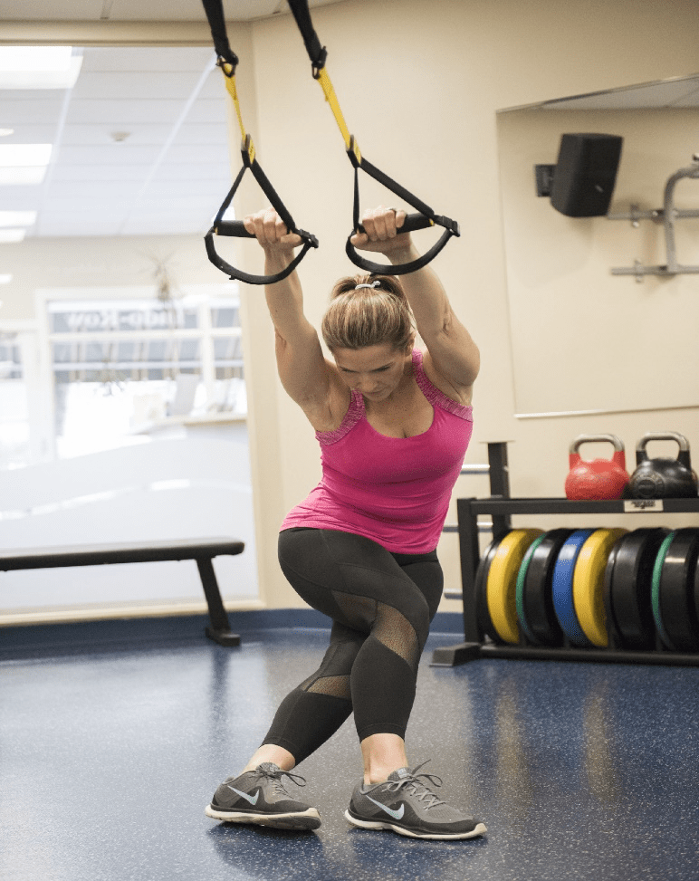 35. Passive Hanging for body