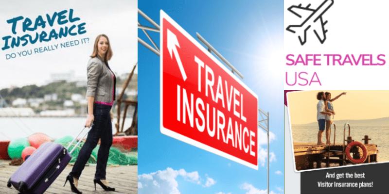 health insurance USA travel