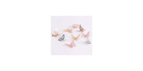 LKXHarleya 3D Wall Butterflie Sticker