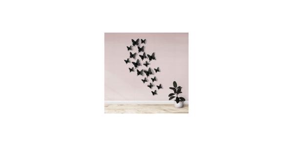 3D Wall Butterflie Mural Sticker