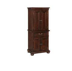 Colonial Classic Dark Kitchen Cabinets