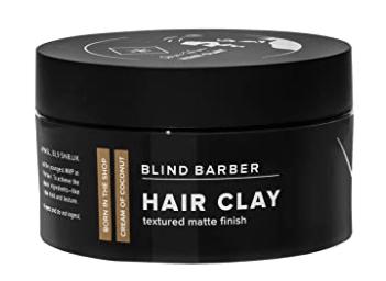 Blind Barber Hair Clay