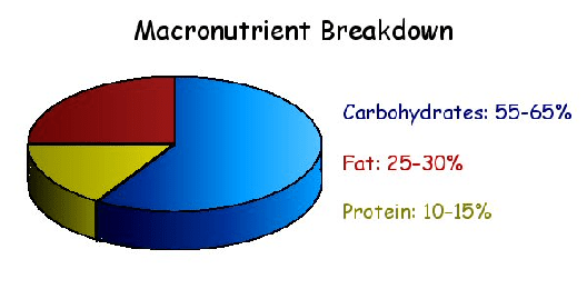 Bodybuilding macronutrients