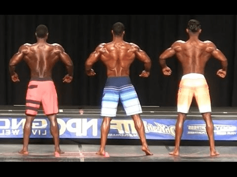 Bodybuilding Championships