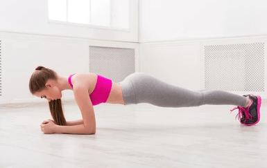 Plank Fitness for Girls