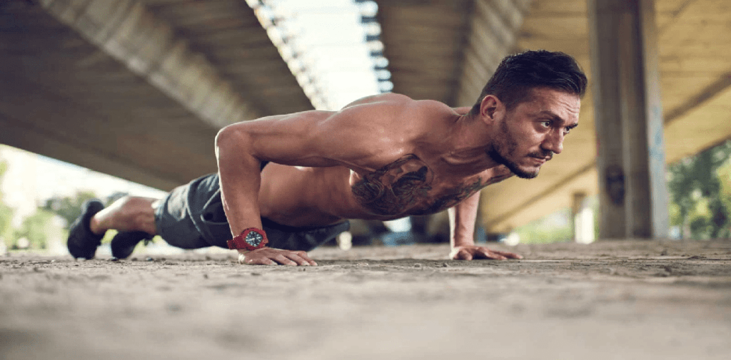 tips for Push-up