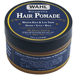 Wahl Hair Pomade for Hair Styling Oil
