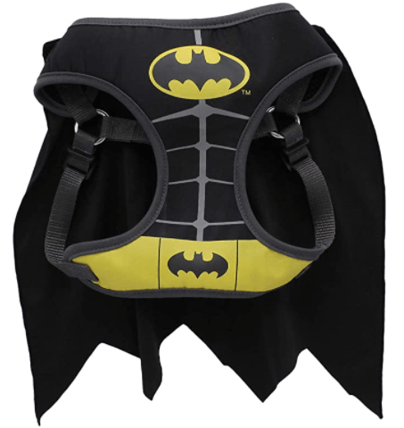 DC Comics for Pets Harness for Dogs