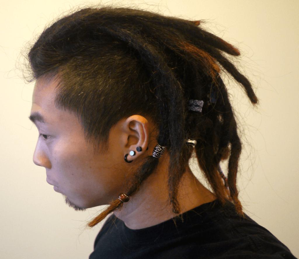 Dreads on the Side Dreadlock