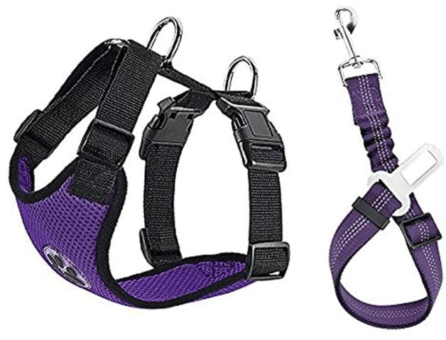 Lukovee Dog Safety Vest Harness