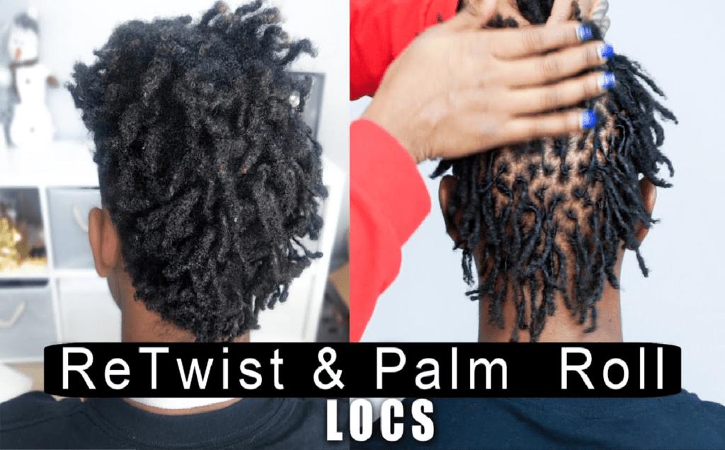 Palmrolling or Twisting