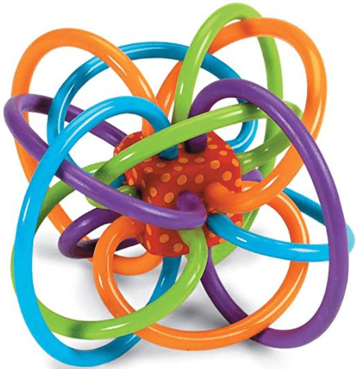 Manhattan Toy Winkel Rattle