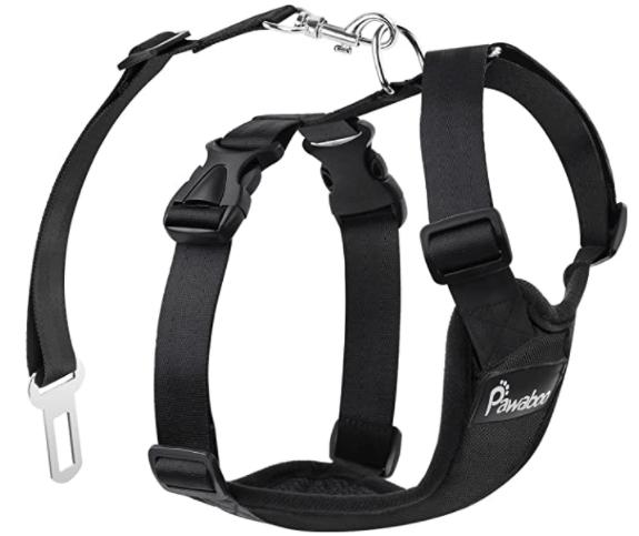 Pawaboo Dog Safety Vest Harness
