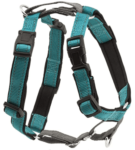 PetSafe 3 in 1 Harness - No-Pull Dog Harnesses for Cars