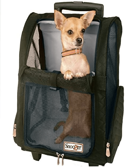 Snoozer Doggie Bag