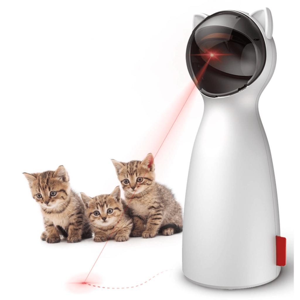 Interactive Laser Toy for Kitten