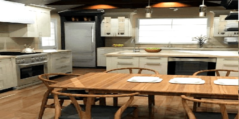 How Will You Get The Best Wooden Kitchen Cabinets At Affordable Price