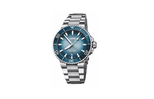 Oris Aquis Lake Baikal Limited Edition Watches