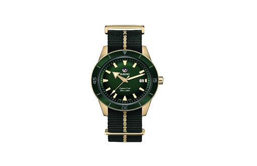 Rado Captain Cook Bronze Watches