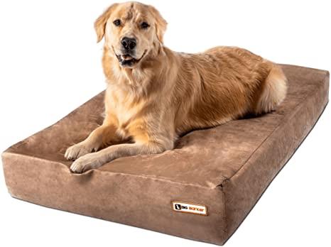 Big Barker 7-Inch Pillow Top Orthopedic Pet Beds