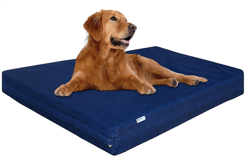 Dogbed4less Memory Foam Pet Beds