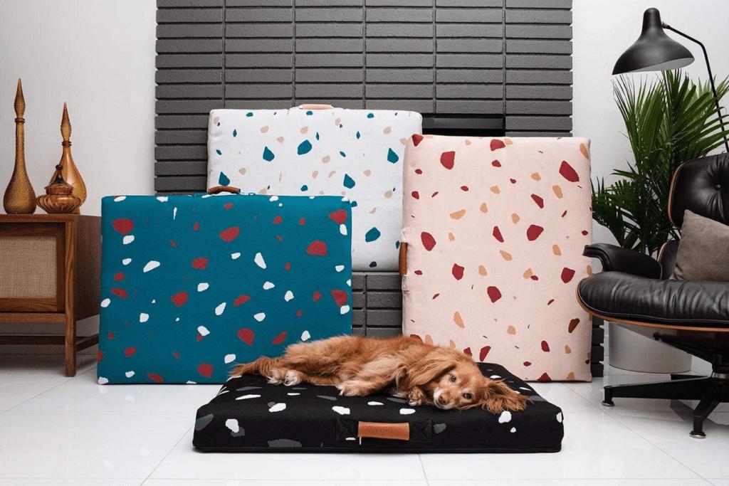 Laylo Pets Terrazzo Pet Beds