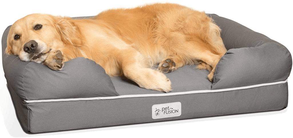 PetFusion Ultimate Orthopedic Memory Foam Dog Bed